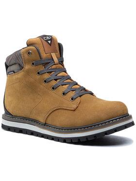 CMP CMP Ορειβατικά παπούτσια Dorado Lifestyle Shoe Wp 39Q4937 Καφέ