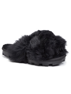 Ugg Ugg Pantofole W Fuzzalicious 1108917 Nero