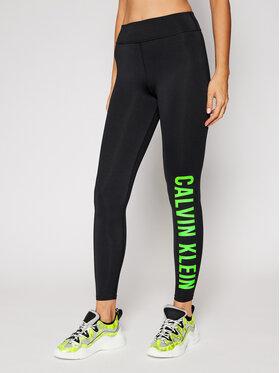 Calvin Klein Performance Calvin Klein Performance Leggings Full Lenght 00GWF0L637 Schwarz Slim Fit