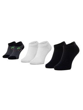 Mayoral Mayoral Комплект 3 чифта къси чорапи детски 10783 Тъмносин