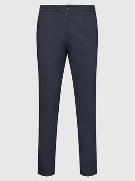 Selected Homme Selected Homme Spodnie materiałowe Dann 16079733 Granatowy Slim Fit