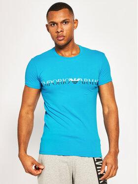 Emporio Armani Underwear Emporio Armani Underwear T-shirt 111035 0P516 17432 Blu Regular Fit