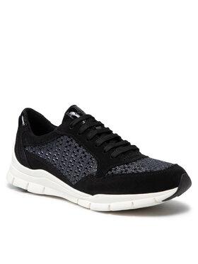 Geox Geox Sneakersy D Sukie B D15F2B 022ZI C9999 Tmavomodrá