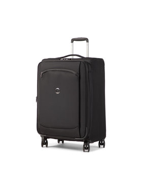 Delsey Delsey Srednji mekani/tekstilni kofer Montmartre Air 2.0 00235281900 Crna
