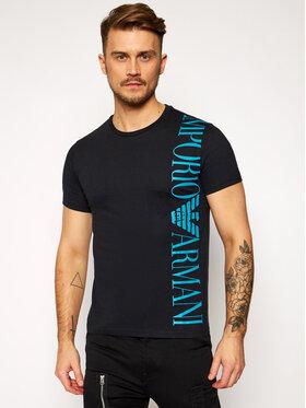 Emporio Armani Emporio Armani T-Shirt 211831 1P469 00020 Czarny Regular Fit
