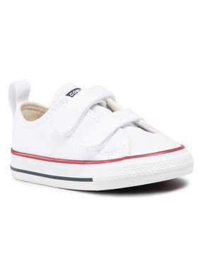 Converse Converse Sneakers aus Stoff Ctas 2v Ox 769029C Weiß