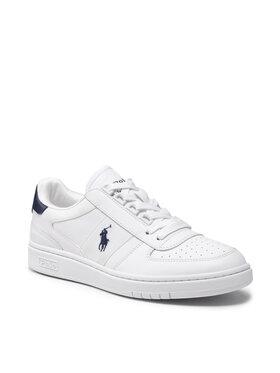 Polo Ralph Lauren Polo Ralph Lauren Sneakers Polo Crt Pp 809846183004 Weiß