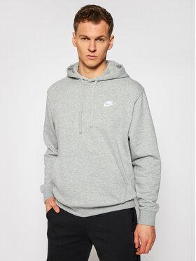 Nike Nike Sweatshirt Nsw Club CZ7857 Grau Standard Fit