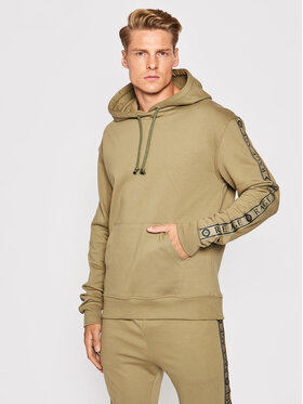 Rage Age Rage Age Pulóver Kevlar Zöld Relaxed Fit