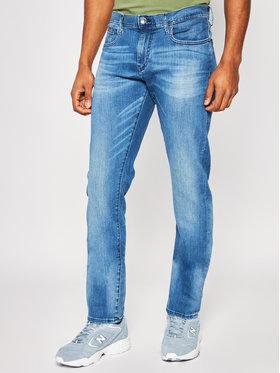 Armani Exchange Armani Exchange Slim fit džínsy 3HZJ13 Z1RXZ 1500 Modrá Slim Fit