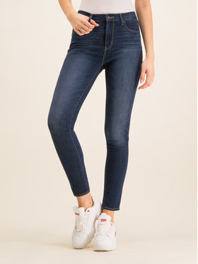 Levi's® Levi's® jeansy Skinny Fit 721™ High-Rise 18882-0275 Blu scuro Skinny Fit