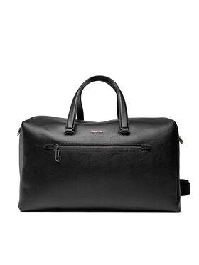 Calvin Klein Calvin Klein Borsa Minimalism Weekender K50K507250 Nero
