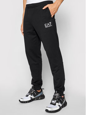 EA7 Emporio Armani EA7 Emporio Armani Pantalon jogging 6KPP68 PJBWZ 1200 Noir Regular Fit
