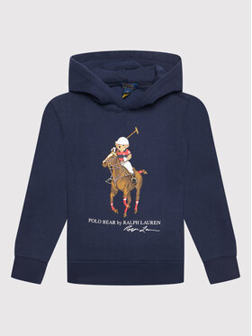Polo Ralph Lauren Polo Ralph Lauren Bluza Classics 322853795 Granatowy Regular Fit