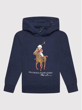 Polo Ralph Lauren Polo Ralph Lauren Majica dugih rukava Classics 322853795 Tamnoplava Regular Fit
