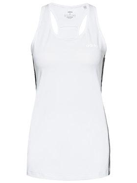 adidas adidas Felső Design 2 Move 3-Stripes DU2057 Fehér Slim Fit