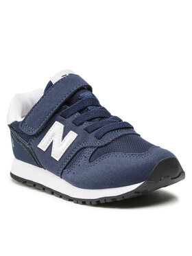 New Balance New Balance Sneakersy YV373KN2 Granatowy