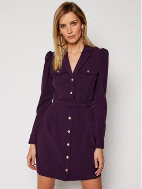 Imperial Imperial Rochie tip cămașă ABBLABRC Violet Regular Fit