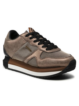 Pepe Jeans Pepe Jeans Sneakers Zion Mesh PLS30906 Marron