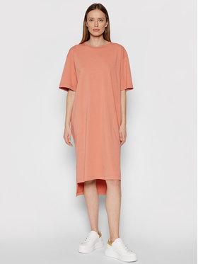 MAX&Co. MAX&Co. Ежедневна рокля 76248221 Розов Relaxed Fit