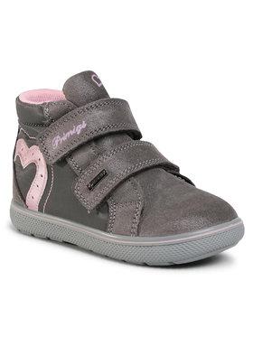 Primigi Primigi Šnurovacia obuv GORE-TEX 6359600 S Sivá