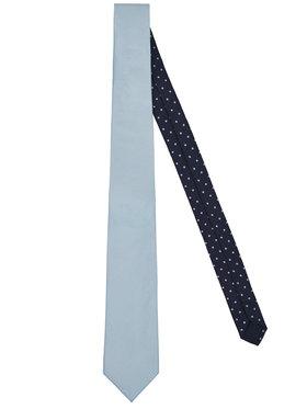 Tommy Hilfiger Tailored Tommy Hilfiger Tailored Krawatte Solid Oxford TT0TT06875 Blau
