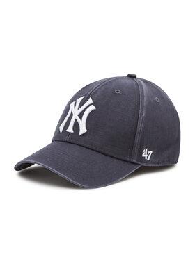 47 Brand 47 Brand Καπέλο Jockey Mlb New York Yankees Legend B-GWMVP17GWS-VNA Σκούρο μπλε