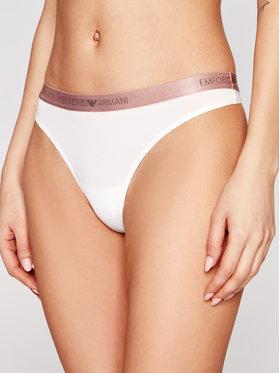 Emporio Armani Underwear Emporio Armani Underwear Kalhotky string 162468 1P235 01411 Bílá
