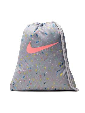 Nike Nike Рюкзак-мішок BA5993 059 Сірий