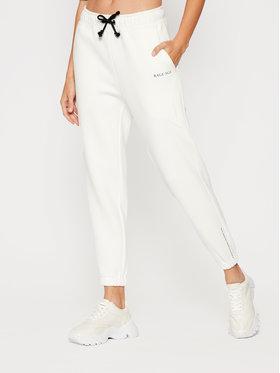 Rage Age Rage Age Spodnie dresowe Lozen 4 Biały Regular Fit