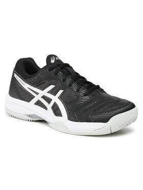 Asics Asics Παπούτσια Gel-Dedicate 6 Clay 1041A080 Μαύρο
