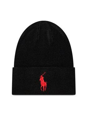 Polo Ralph Lauren Polo Ralph Lauren Mütze Big Pp Hat-Hat 449775525001 Schwarz