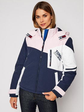 Tommy Jeans Tommy Jeans Snowboard kabát DW0DW08834 Színes Regular Fit