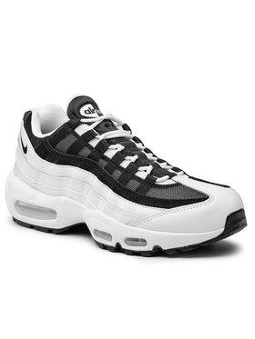 Nike Nike Обувки Air Max 95 CK6884 100 Бял