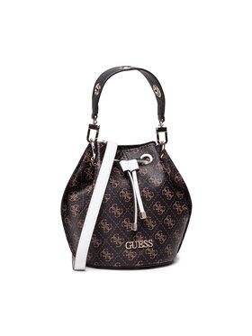 Guess Guess Дамска чанта Washington Mini HWSG81 24770 Кафяв