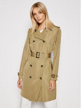 Lauren Ralph Lauren Lauren Ralph Lauren Trench-coat 2Tone Taffeta 297811042002 Marron Regular Fit