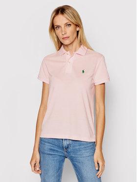 Polo Ralph Lauren Polo Ralph Lauren Polo 211806666005 Różowy Classic Fit