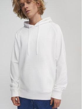 Sprandi Sprandi Sweatshirt SS21-BLM012 Blanc Relaxed Fit