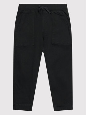 United Colors Of Benetton United Colors Of Benetton Joggers 49NX55FU0 Schwarz Slim Fit