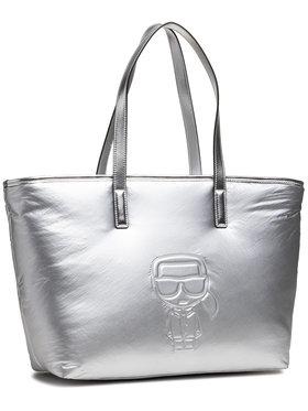 KARL LAGERFELD KARL LAGERFELD Handtasche 210W3012 Silberfarben