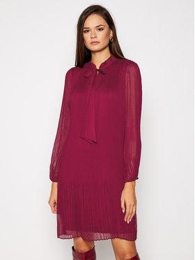 DKNY DKNY Ежедневна рокля DD0GY770 Бордо Regular Fit