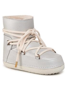 Inuikii Inuikii Schuhe Full Leather 70101-089 Silberfarben