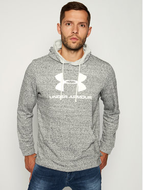 Under Armour Under Armour Bluza UA Sportstyle Terry 1348520 Szary Regular Fit