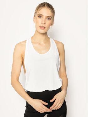 Calvin Klein Performance Calvin Klein Performance Top Gym 00GWS0K142 Bianco Regular Fit