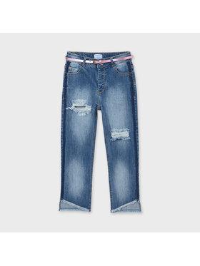 Mayoral Mayoral Jeans 6545 Blau Slim Fit