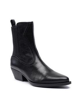 Liu Jo Liu Jo Členková obuv Dakota 03 SF1013 P0102 Čierna