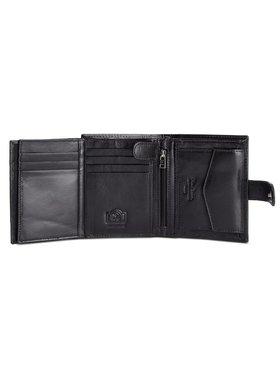 Pierre Cardin Pierre Cardin Velká pánská peněženka YS507.1 326A Černá