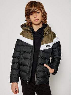 NIKE NIKE Geacă din puf Sportswear 939554 Negru Loose Fit