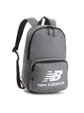 New Balance New Balance Ruksak Class Backpack NTBCBPK8 Sivá