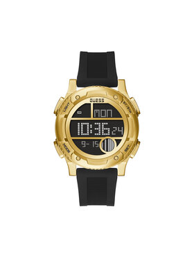 Guess Guess Ρολόι Multifunction GW0272G2 Χρυσό